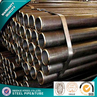 welded steel pipe with PE