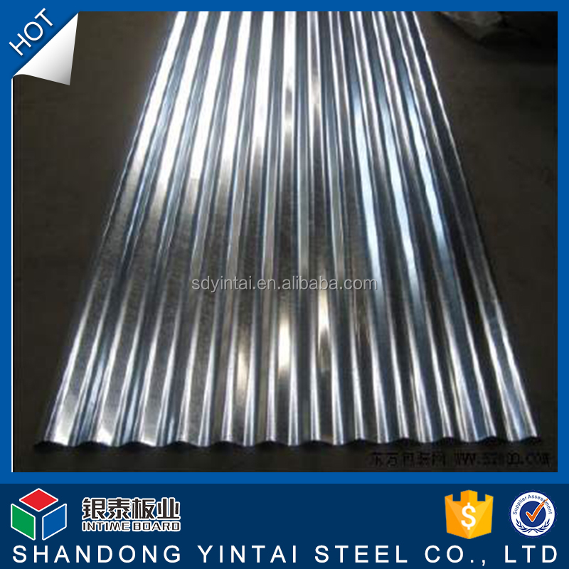 Various styles roof tile metal qualified color roofing corrugated galvanized steel sheet