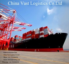 Cheap cost shipping sea freight container logistics from China to Oakland USA