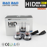 Most power fast shipping swing hi/low hid xenon bulb, ALL IN ONE ballast, hid remote controlled searchlight AC 35w