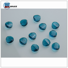 Pujiang crystal beads special shaped straight hole beads for make necklaces