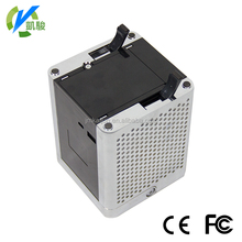 2016 new product high performance car air purifier with ionizer and ozone generator, hepa and activated carbon filters