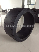 China hot sale 410*150*355 solid tire factory manufacture