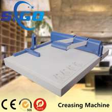 SG-JA4 multi-purpose digital paper electric automatic creasing machine