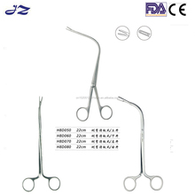 Medical Surgical Fish Bone Catching Laryngeal Forceps