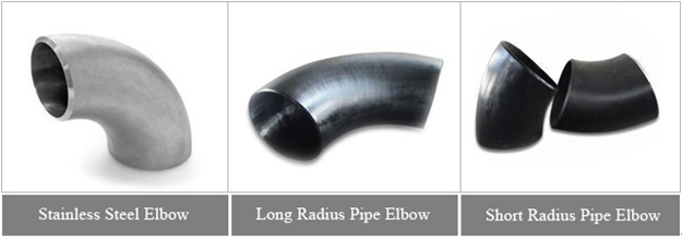 ASTM A234 WPB high pressure carbon steel elbow
