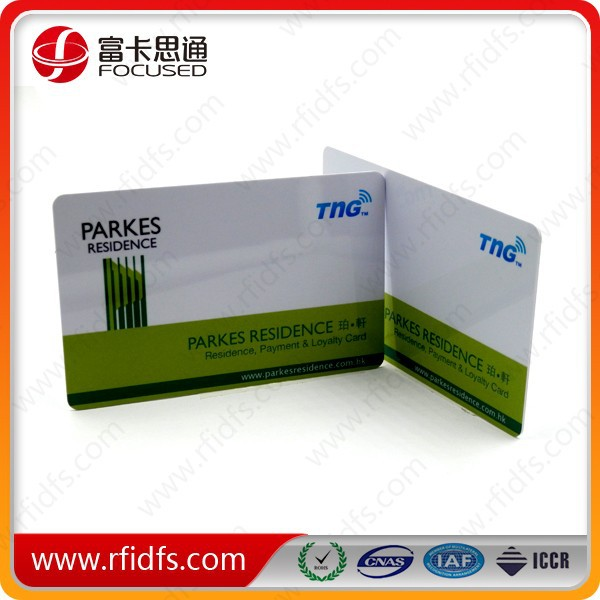 Free sample Factory Low cost programmable RFID smart card
