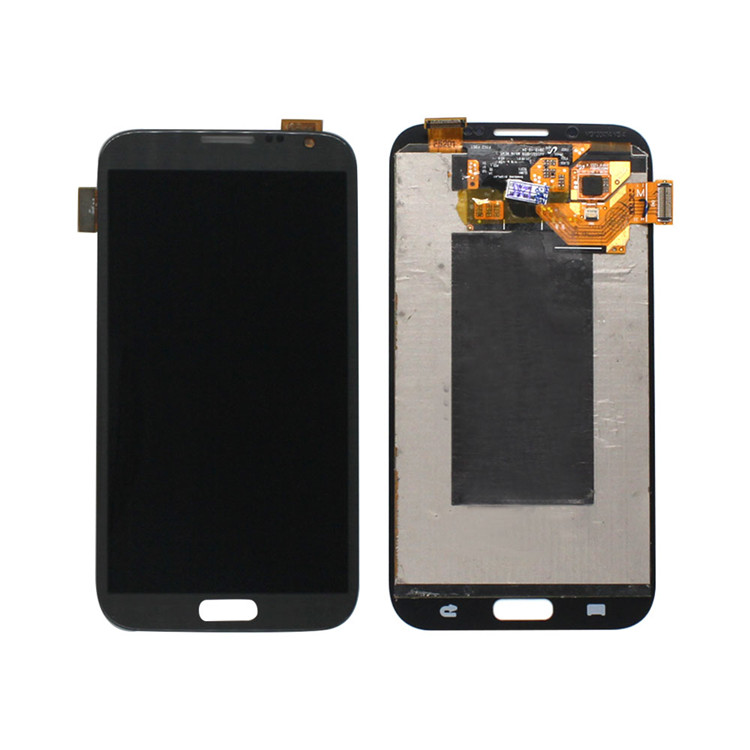 mobile phone replacement assembly display digitizer touch screen lcd for samsung galaxy note 2 n7100 n7105