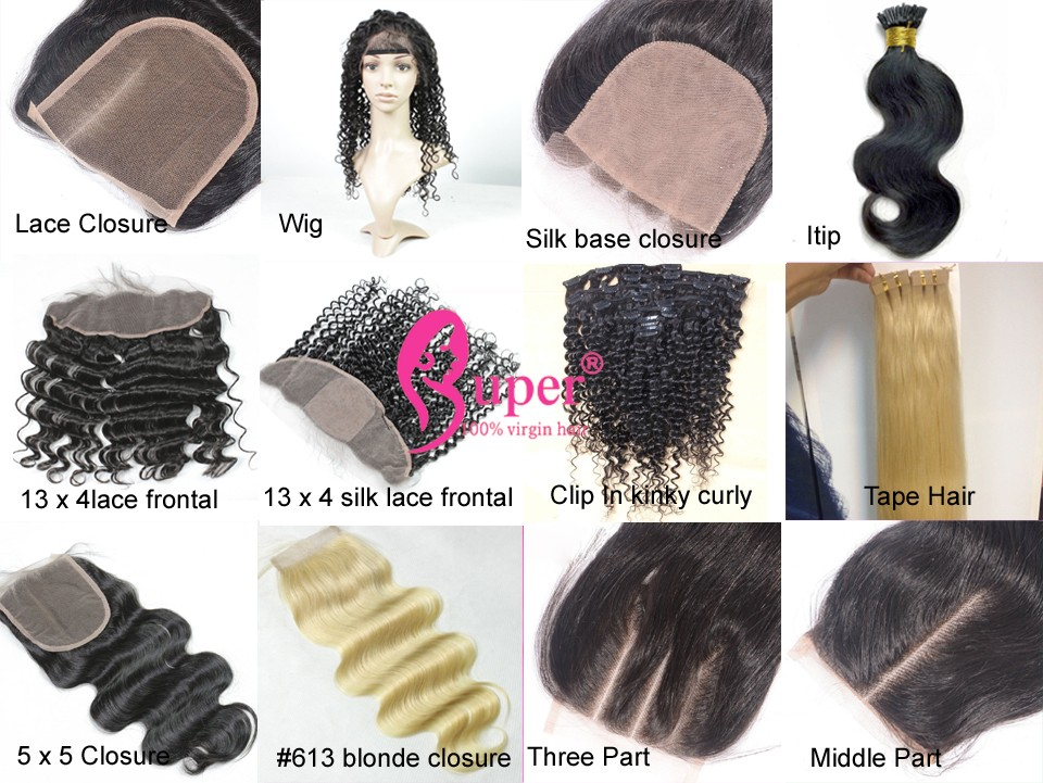 10A Tissage Bresilienne Top Quality Unprocessed Yaki Straight Virgin Hair Brazilian Lace Frontal 13x4