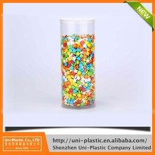 Good quality large diameter plastic candy tube