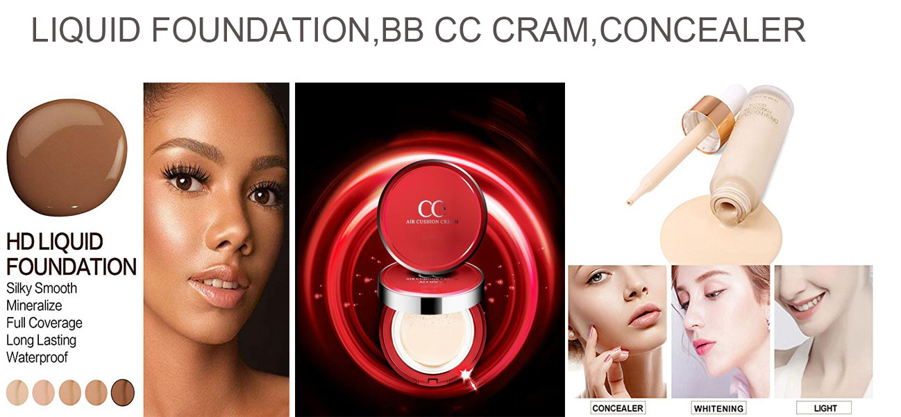 OEM BB Glow Crème private label