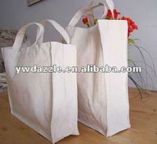 2012 canvas tote cotton bags with handle