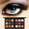 High pigment wholesale beauty eyeshadow container custom eyeshadow palette