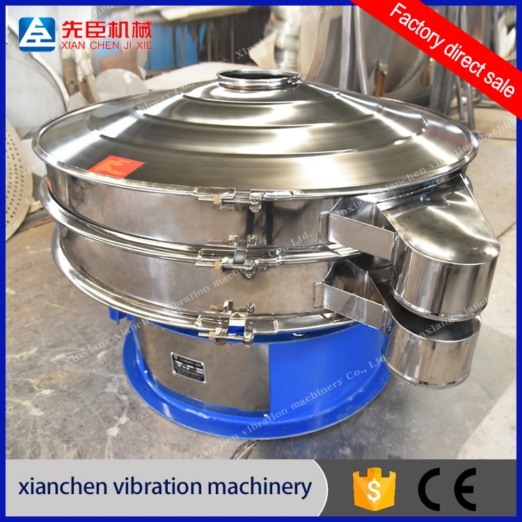 High capacity 1500 sweco copy vibration screen sieve shaker
