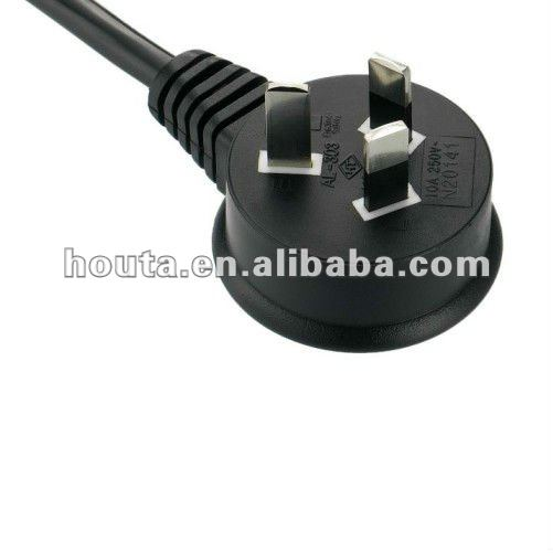 Australia ac power cord