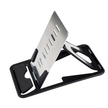 Wonderful cell phone holder for desk plastic mobile phone stand for smartphone accessories A113