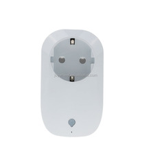 Smart Home Wifi Wireless Power Socket Plug for Energy Saving