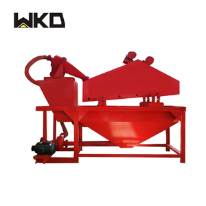 high performance fine sand washer river sand fine sand recycling machine