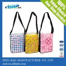 2014 China Supplier Wholesale Shoulder Bag Woman With Printing