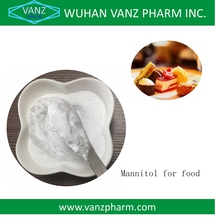 Supply Food additives Mannitol sweetener