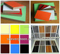 Wood Fiber Melamine 4x8 Coloured MDF Sheet