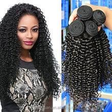 Cheap Grade 7a Human Hair Extensions Malaysian Virgin Hair 100% Unprocessed Deep Curly Water Kinky Wave Hair