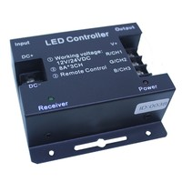 waterproof dmx controller for rgb led neon flex