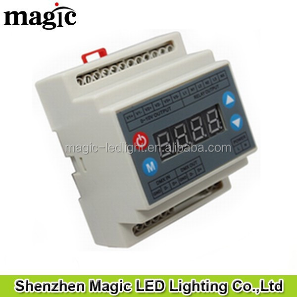 0-10V DMX512 led dimmer
