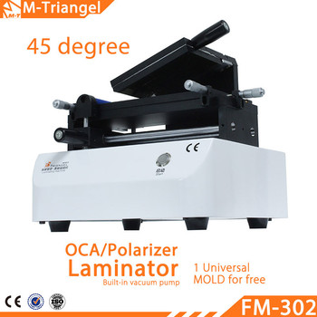 FM-302 OCA polarizer laminating machine for call mobile phone