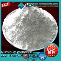 99.5% min Aluminum hydroxide/aluminum Tri Hydrate/Hydrate Alumina uses for industrial grade and household ceramics and glass