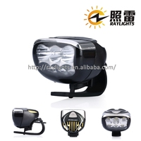 motorcycle headlight cree led bicycle light led bike front light
