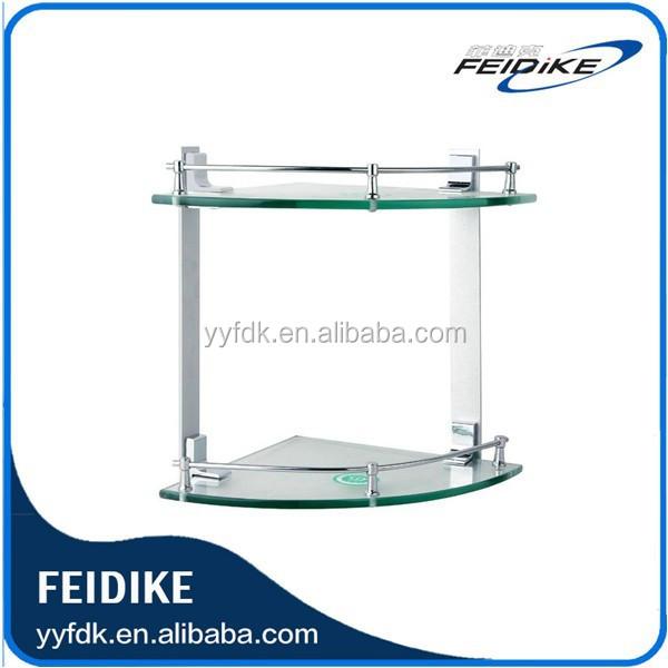 Estantes Para Baño De Vidrio ~ Dikidu.com