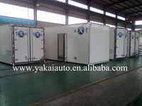china insulated truck box, FRP truck box containers