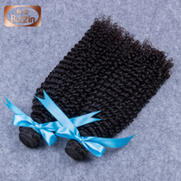 Factory Wholesale Kinky Curly Braiding Hair Peruvian Hair Raw Unprocessed Virgin Curly Hair