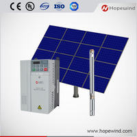 Paneles Solares Solar Panel Water Pump Dc Irrigation 15hp Ac For