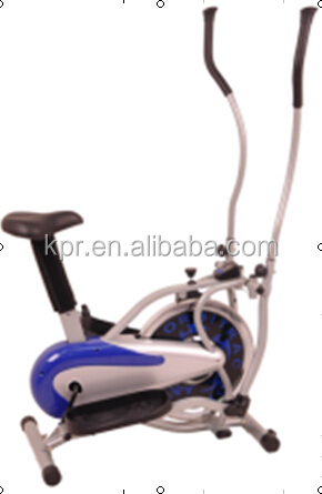 steel flywheel orbitrac elliptical bike