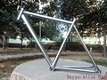 2016 new design!! titanium road bike frame 44mm head tube BB30 BB Shell road bike frame