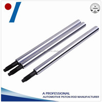 2015 New products factory custom shock absorber piston rod / piston rod for auto parts / hydraulic cylinder piston rod