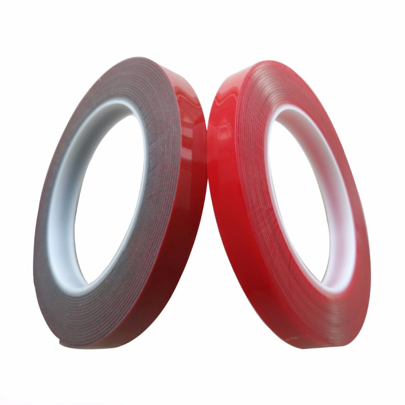Free Sample Heavy Duty double sided Foam Tape For Mounting Mirror