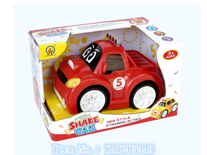 Newest Kids Toys Mini B/O Electrical Toy Car With Light And Music