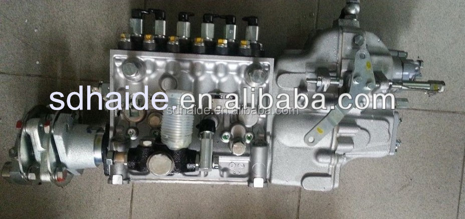 PC1250 diesel Pump,high pressure injection pump, ZEXEL Injection Pump 6D170 Engine Parts