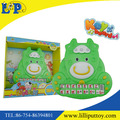 Lovely cartoon learning machine toy with music