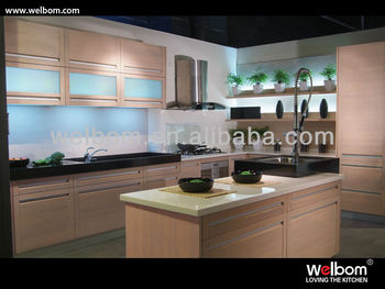 Solid wood kitchen kabinet amazon iii buy solid wood for Kabinet kitchen set