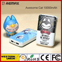 Remax Awesome Cat 10000mAh Portable OEM Power Bank