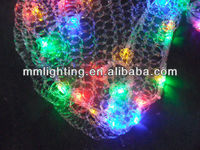 Christmas decoration LED Acrylic Buttefly Figure Light
