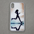 Sublimation Blanks 2D blank sublimation phone case for iPhone X