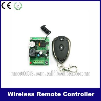 High quality 3 way wireless remote control device