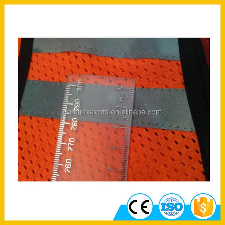 Hot china products Fast Delivery chaleco reflectance reflective vest