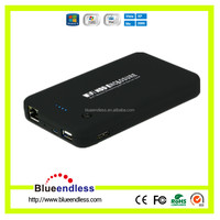 "Blueendless Shockproof Ethernet Wireless 2.5"" USB3.0 SATA HDD Enclosure WiFi Case"
