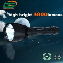 aluminium 30w high power led hand held search light